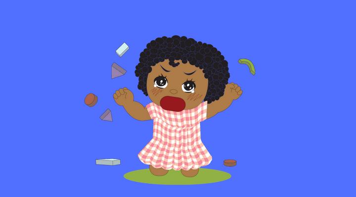 Birras e mau comportamento podem ser indídicios de depressão infantil
